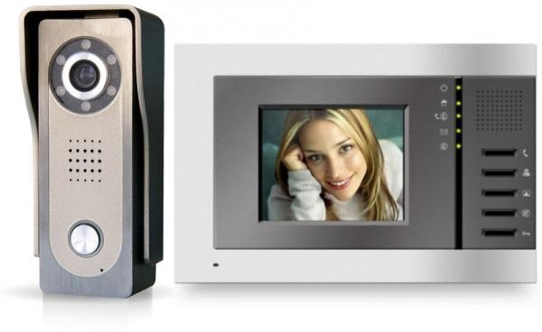 echipamente de securitate videointerfoane